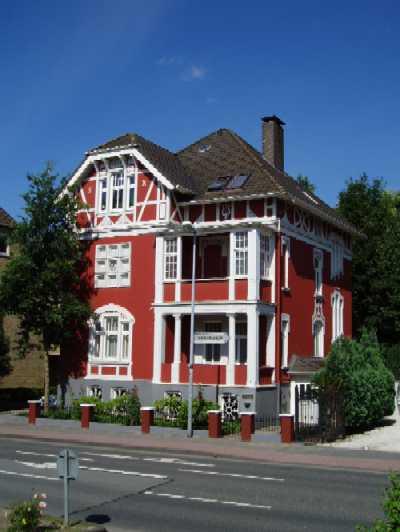 Logenhaus Freiburger Straße